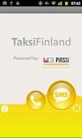 Screenshot of Taksi Finland