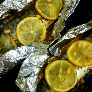Spicy Mackerel With Lemon
