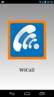 Screenshot of WiCall : VoIP call, wifi call