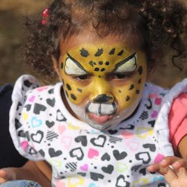 can you hear me growl  by Robin Hennon - Babies & Children Children Candids