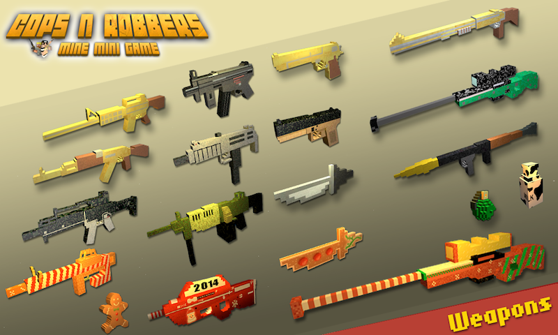 Cops N Robbers - FPS Screenshot 9