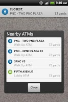 Screenshot of PNC Finder