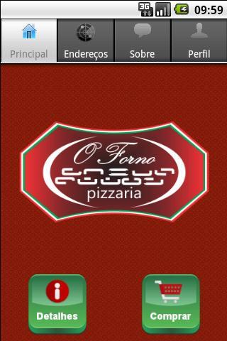 Pizzaria O Forno