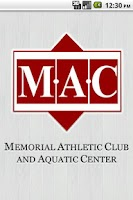 Screenshot of Memorial Athletic Club