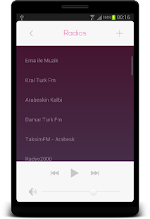 Turkish RADIO - screenshot