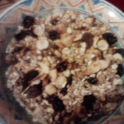 My Homemade Muesli