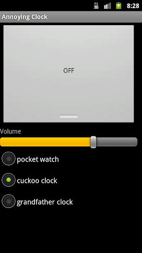 Annoying Clock