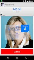Screenshot of Media5-fone