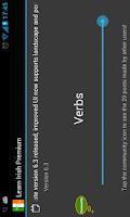 Screenshot of Learn Irish Premium