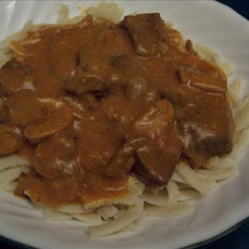 Mom's Swiss Steak