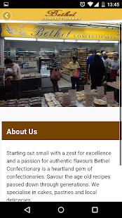 Bethel Confectionery - screenshot