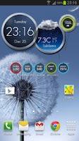 Screenshot of M.Widget - poraba za Mobitel
