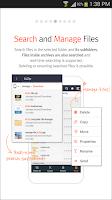 Screenshot of ALZip – File Manager & Unzip