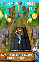 Screenshot of Temple Bunny Run