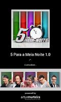 Screenshot of 5 Para a Meia Noite