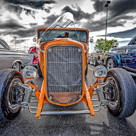 Orange is the new Black by Ron Meyers - Transportation Automobiles