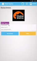 Screenshot of immo213