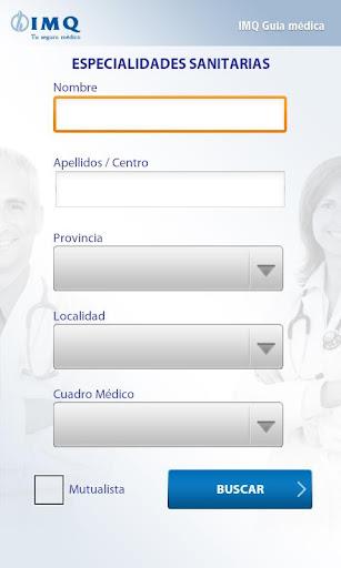【免費醫療App】Guía médica IMQ-APP點子