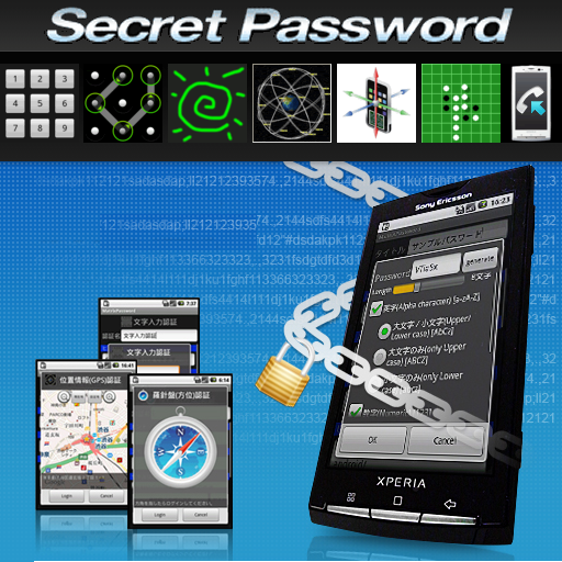 SecretPassword [Trial Version]