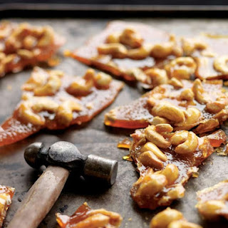Cashew Brittle Without Corn Syrup Recipes