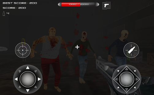 Zombie Infestation - screenshot