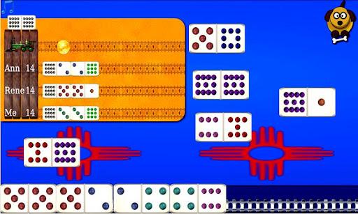 Domino Sim Mexican Train