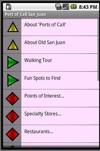 Ports of Call - San Juan
