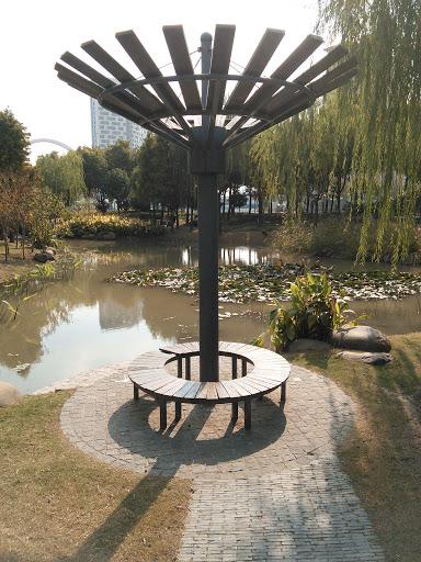 陈家山公园-亭