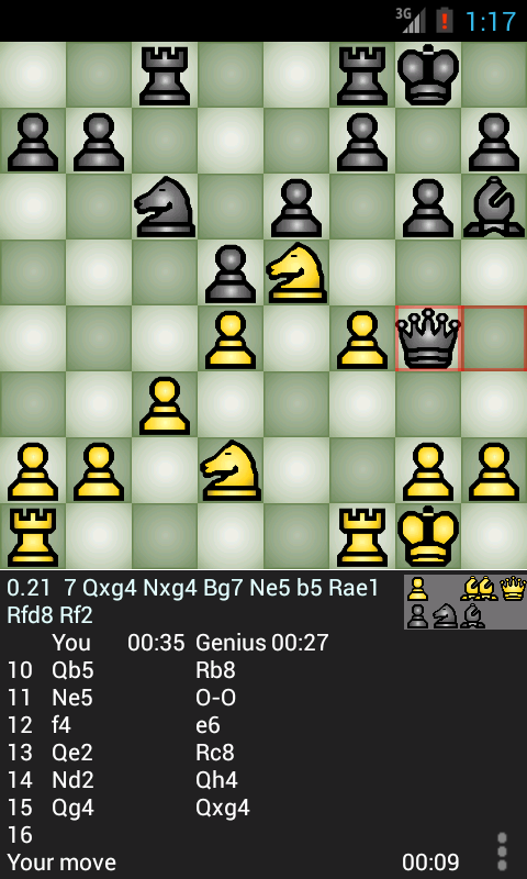 Chess Genius Screenshot 0