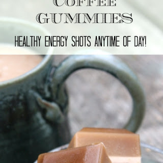 Bulletproof Coffee Gummies