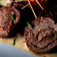 Stuffed Filet Mignon Bites