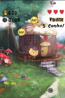 Screenshot of Pig Jump