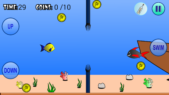 Fin Swim - screenshot