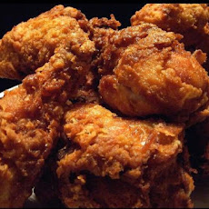 Carolina Crispy Buttermilk Fried Chicken