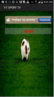 Screenshot of SPORT TV