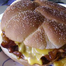 Bacon Bean Sandwiches