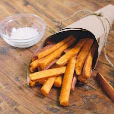 Sweet Potato Fries `
