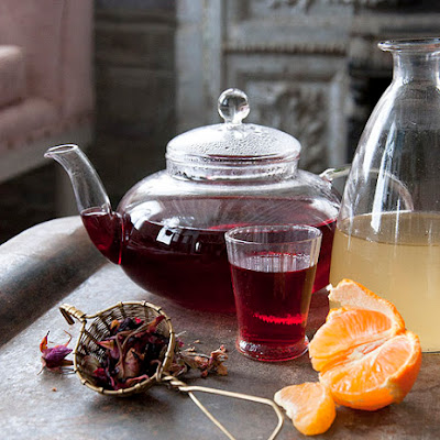 Bellocq Hibiscus-Ginger Warmer