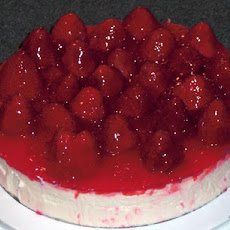 Jelled Strawberry Topping for Cheesecake