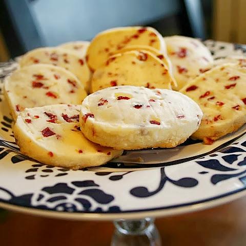 Whole Wheat Cranberry Orange Shortbread Cookies Recipe | Yummly