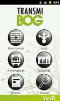 Screenshot of TransmiBOG Free