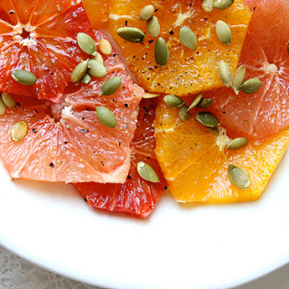 Everybody Loves the Sunshine Citrus Salad
