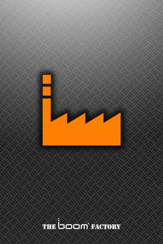 The Boom Factory APP