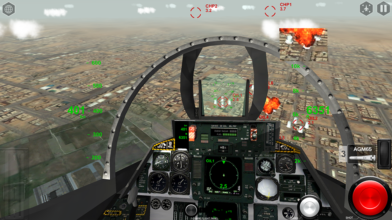 AirFighters Pro Screenshot 0
