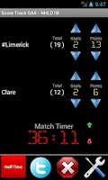 Screenshot of Score Track GAA
