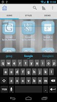 Screenshot of Droidicon - Icon Pack