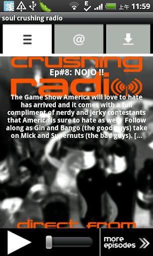 soul crushing radio