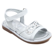 Step2wo Machu - Diamanté Velcro Sandal SHOE