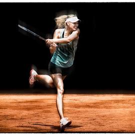 Maria by Giancarlo Staubmann - Sports & Fitness Tennis (  )