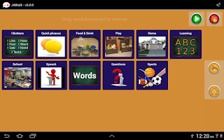 Screenshot of JABtalk